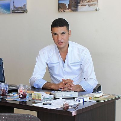 Mahmoud Hamdy, Owner and founder.